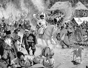 Не следует забывать о том, какую роль сыграли поляки в Смутное время