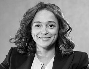Изабель душ Сантуш имеет политическое будущее в Анголе