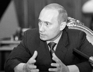 Когда Путин только стал президентом, мало что предвещало будущее величие России