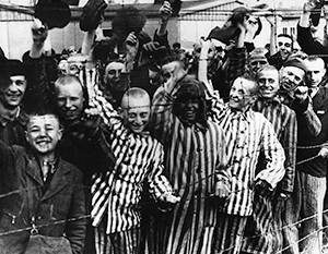 Освобождение Освенцима стало одним из символов освободительных усилий Советской Армии