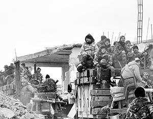 Военные действия в Сирии внезапно вновь обострились