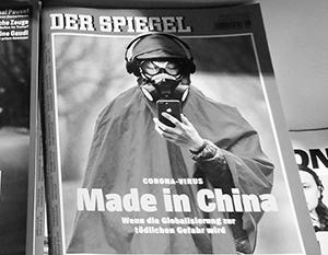Les couvertures des magazines européens sont consacrées à la menace chinoise