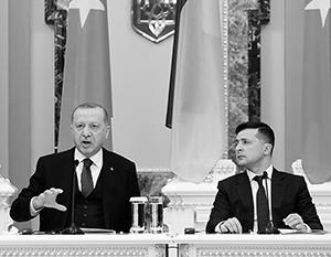 Эрдоган и Зеленский пытаются перехитрить друг друга