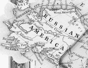 Не только отдать Аляску, но и принять, например, Чукотку в состав США, никакой президент США не может в принципе