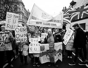 Возможно, Брексит – только начало большого процесса