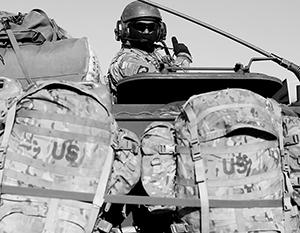 Американские войска делают запасы на случай большой войны