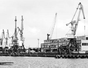 Латвийские порты страдают от недальновидности руководства страны