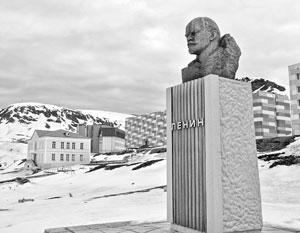 Сегодня Шпицберген зарабатывает больше всего как туристический аттракцион