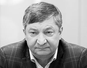 Генерал Арсланов, похоже, достиг пика военной карьеры
