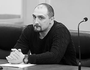 Сергей Тамтура – один из бывших спецназовцев, вернувшихся в Киев
