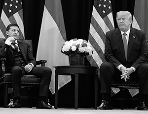 Фото: Evan Vucci/AP/ТАСС