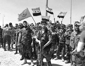 Успехи сирийской армии в последнее время крайне встревожили Турцию