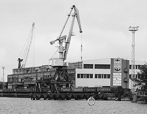 Россия заменила прибалтийские порты российскими