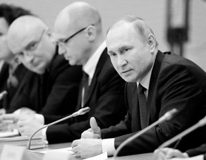 Владимиру Путину интересны самые разные предложения по поправкам к Конституции