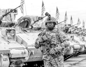 Американских солдат из Африки могут перебросить на нацеленные против России маневры в Восточной Европе