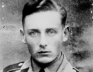 Гельмут Оберлендер во время войны