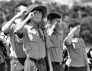 Американские бойскауты стремительно теряют свою репутацию