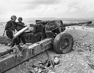 Боевые действия в Сирии достигли крайней степени ожесточенности