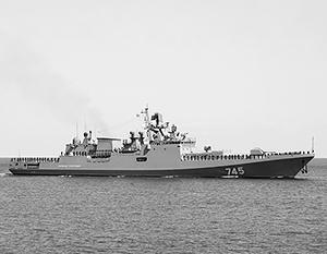 Фрегаты проекта 11356 – единственное, что Россия может противопоставить Турции в Средиземном море