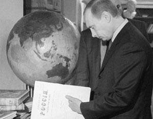 Внешняя политика Путина всегда была нацелена на усиление России