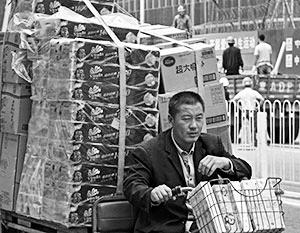 Трудолюбивые китайцы по-прежнему готовы поставлять свои товары в Россию