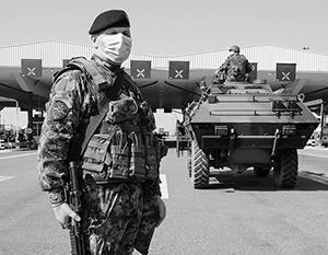 Сербия ввела драконовские ограничения для граждан на ранней стадии эпидемии