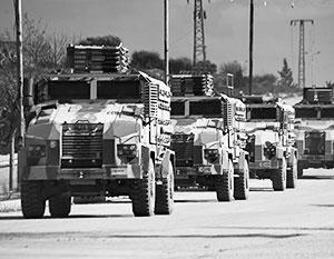 Турция использует свои конвои в Сирии вовсе не для того, о чем гласит Московское соглашение