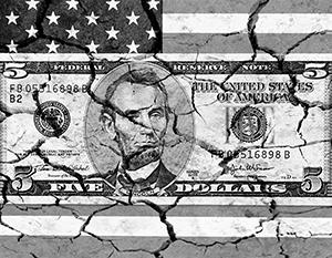 Американская экономика начинает трещать по швам