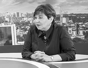 Ирина Санникова, похоже, слишком сильно уверовала в свою неуязвимость