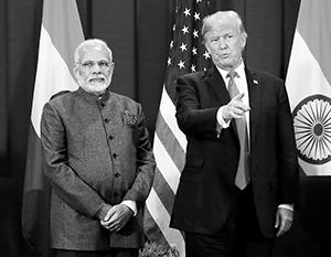 Нарендра Моди решил не идти по демократическому пути, который указал Трамп