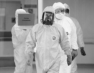 Президент лично убедился в опасности, которую представляет распространение коронавируса