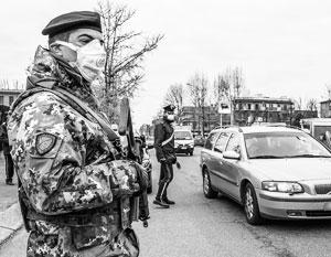 Нынешняя эпидемия стала серьезным испытанием для ведущих армий мира