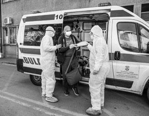 Сербия запросила у России помощь в борьбе с коронавирусом