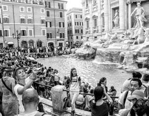 Толпы туристов – это теперь славное прошлое Италии