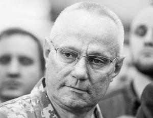 Бывший начальник генерального штаба ВСУ генерал-полковник Руслан Хомчак назначен главнокомандующим Вооруженных сил Украины