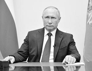 Россия входит в режим сосредоточения и выдержки