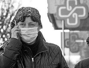 Россия вводит ограничения на продажу масок