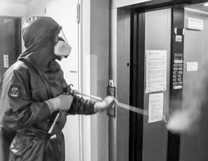 Итальянские СМИ назвали российских военных «специалистами биологических войн»