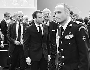Идея общеевропейской разведки продвигается в первую очередь президентом Франции