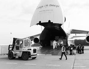 Самолеты Ан-124 стали одной из надежд российской авиаотрасли