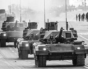 Т-14 можно было увидеть на парадах в России, но действительно ли новейший танк побывал в боевых условиях в Сирии?