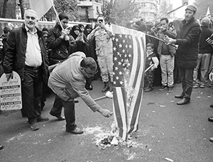 Ненависть к США сохраняется в Иране много десятилетий