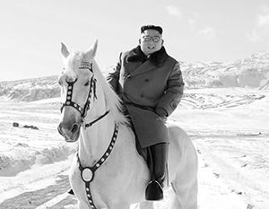 Фото: Korean Central News Agency/<br>Zuma/Global Look Press