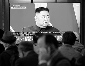 Ким Чен Ын не появлялся на людях около двух недель