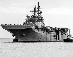 Американские УДК типа «Уосп» – в какой-то мере образец для тех кораблей, которые должны быть построены в России