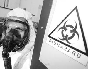 США предпочитают работать с биологически опасными материалами подальше от своих границ