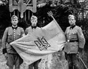 Украинских нацистов все больше принято изображать героями