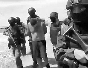 Захват американских наемников продемонстрирован по венесуэльскому телевидению