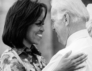 Мишель Обама могла бы помочь Джо Байдену замять сексуальные скандалы