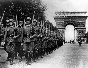 Главное зло фашизма – попытка уничтожить другие нации – уходит на второй план